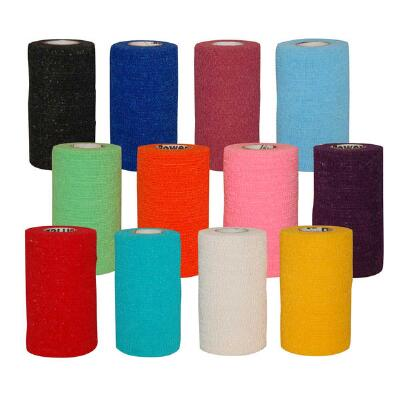 Powerflex Bandage Case of 100 Rolls Solid Colors
