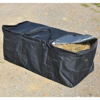 Hay Bale Bag with Carrying Handles