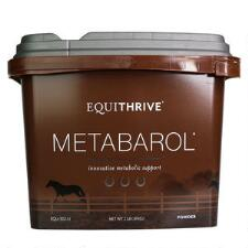 Equithrive Metabarol Powder 2lb - TB