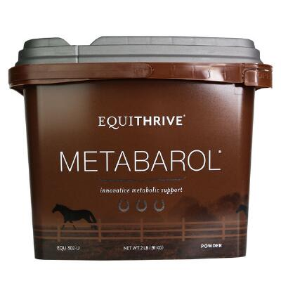 Equithrive Metabarol Powder 2lb