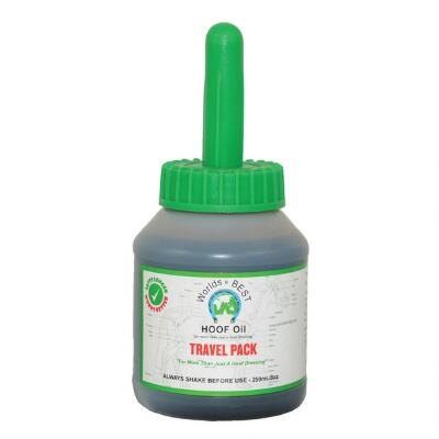 Worlds Best Hoof Oil 8 oz