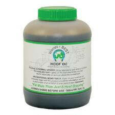 Worlds Best Hoof Oil 16 oz - TB