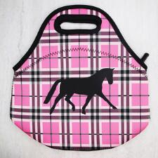 Plaid Essentials Neoprene Lunch Tote - TB