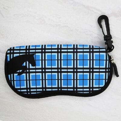 Plaid Essentials Neoprene Eyeglass Case