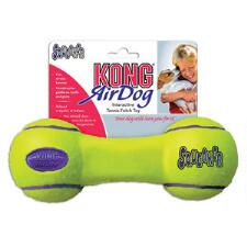 Kong AirDog Squeaker Dumbbell Medium - TB