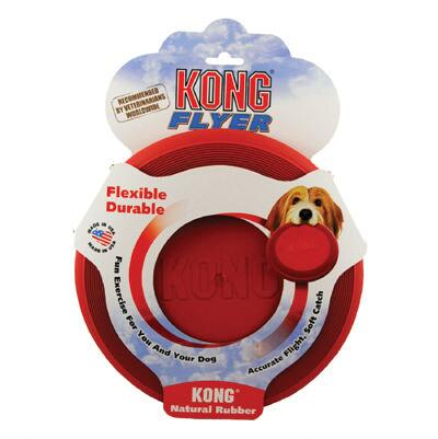 Kong Flyer Rubber