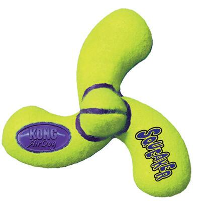 Air Kong Squeaker Spinner Large
