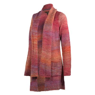 Noble Outfitters Ombre Scarf Ladies Sweater