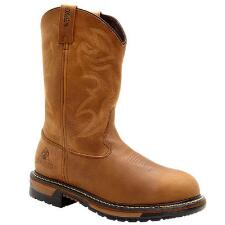 Branson Waterproof Western Mens Workboot - TB