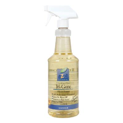 eZall Its Gone Adhesive Remover 32 oz