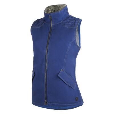Girl Tough Canvas Ladies Vest