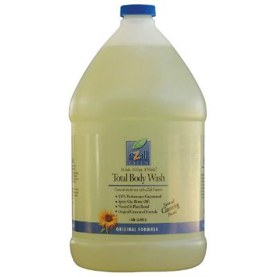 Ezall Total Body Wash Original Formula Gallon