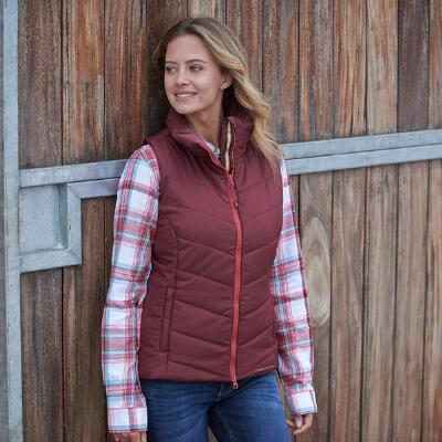 Noble Outfitters Aspire Quilted Ladies Vest
