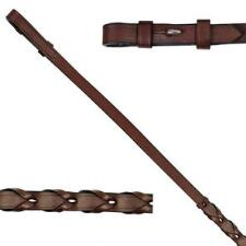 Reins Leather Laced - TB