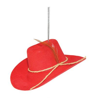 Cowboy Hat Air Freshener Strawberry