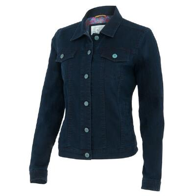 Noble Outfitters Rhythm Blues Denim Ladies Jacket