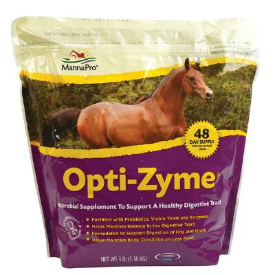 Opti Zyme Probiotic Supplement 3 lb