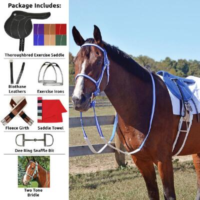 Feather-Weight Thoroughbred Package