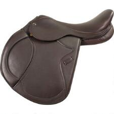 M Toulouse Premia Wide Close Contact Saddle - TB