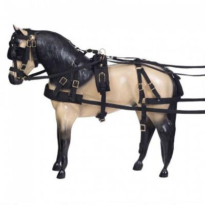 Driving Harness Nylon Miniature Horse
