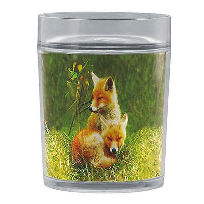 Foxes 14 oz Double Walled Resort Tumbler