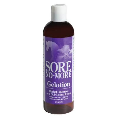 Sore No More Gelotion Liniment 12 oz