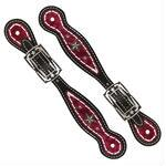 Straight Shooter Ladies Western Spur Straps