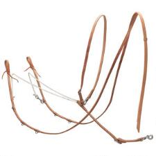 German Martingale Harness Leather