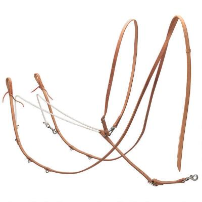Weaver German Martingale Harness Leather