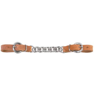 Weaver Heavy Duty Harness Leather Single Curb Chain