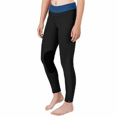 Irideon Synergy Knee Patch Girls Riding Tights
