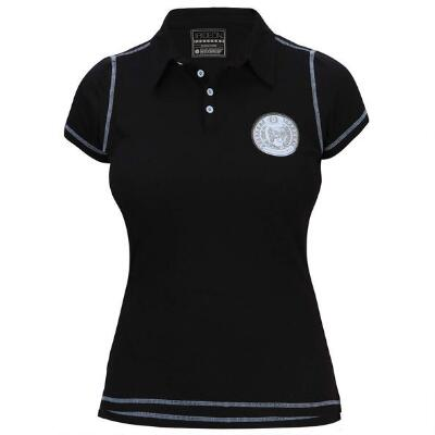 Equestrian Short Sleeve Ladies Polo