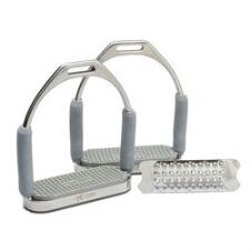 Intec Stirrup Irons 6-Way Flex - TB