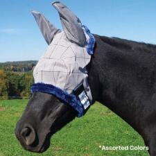 Farnam Supermask II Classic Fly Mask with Ears - XL Size - TB