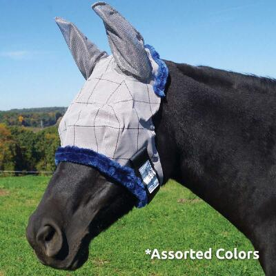 Farnam Supermask II Classic Fly Mask with Ears - Arabian Size