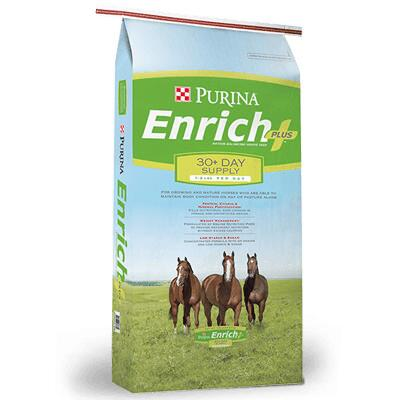 Purina Enrich Plus 50 lb