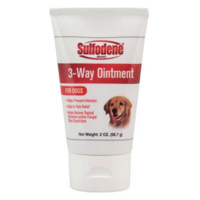 Farnam Sulfodene Brand 3-Way Ointment For Dogs