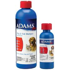 Adams Plus Flea & Tick Shampoo & Dip - TB