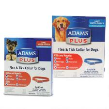 Adams Plus Flea & Tick Collar