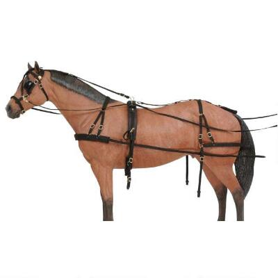 Driving Harness Nylon Pony Size
