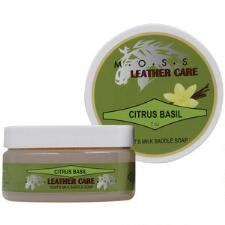 Moss Goats Milk Saddle Soap Citrus Basil 6 Oz - TB