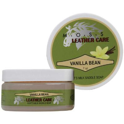 Vanilla Bean Saddle Soap 6 Oz