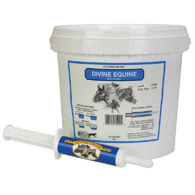 Divine Equine Pellets 6 lb Formerly Calm and Cool