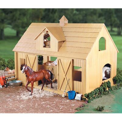 Breyer Barn With Cupola