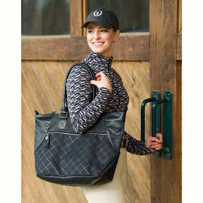 Kerrits EQ Ladies Tote Bag - Diamond Bits Design