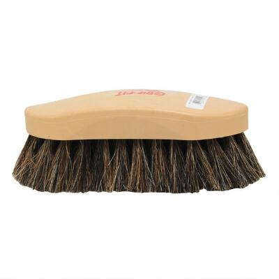 Decker Grip Fit Natural Horse Hair Body Brush
