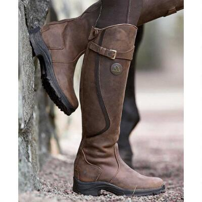 Mountain Horse Snowy River Tall Winter Ladies Country Boot