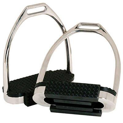 Intec SureGrip Eventing Stirrups