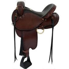 Dakota Saddlery Endurance Trail Saddle - TB