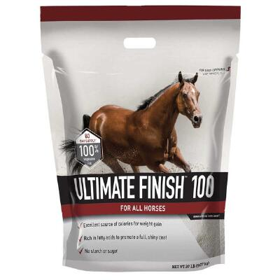 Buckeye Nutrition Ultimate Finish 100 20 lb Granular